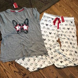 NWT PJ Salvage 2-piece Loungewear set